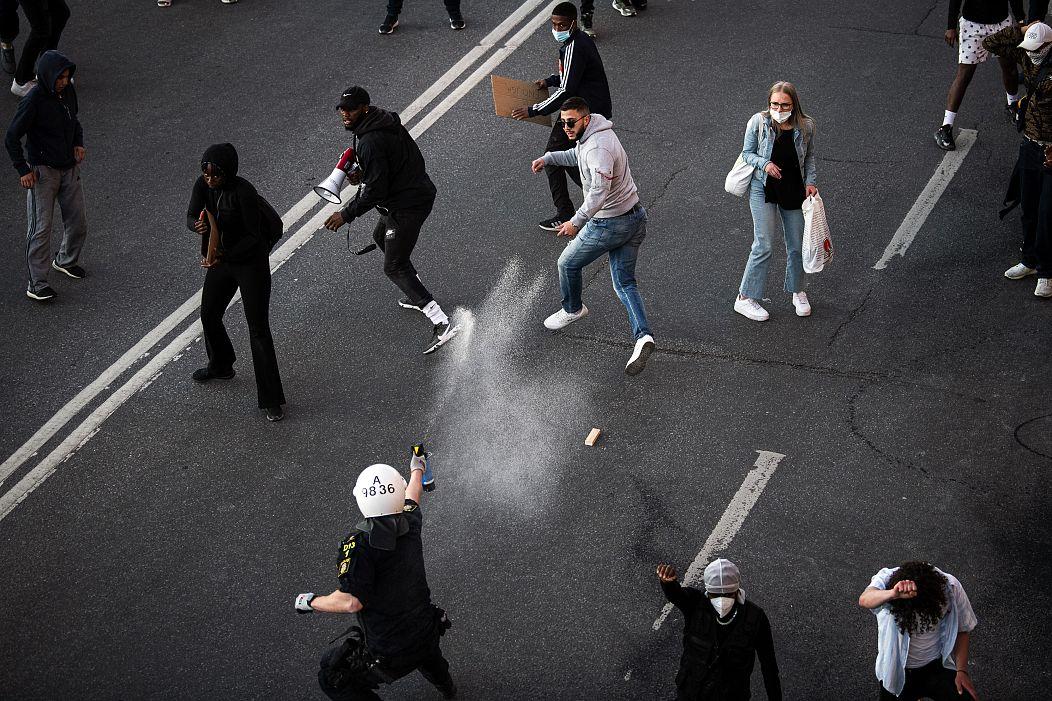 JONATHAN NACKSTRAND/AFP