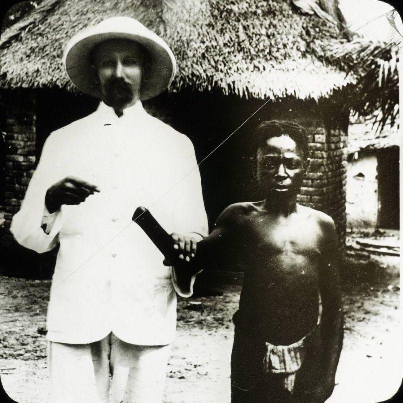کارگر کنگویی