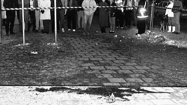 Στοκχόλμη, 1 Μαρτίου 1986