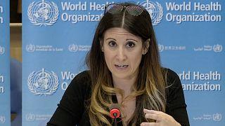 ماريا فان كيركوف، رئيسة وحدة الأمراض الناشئة والأمراض الحيوانية المنشأ في منظمة الصحة العالمية
