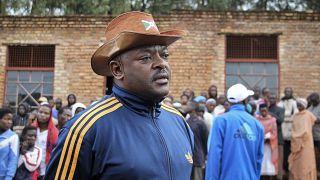 Burundi Cumhurbaşkanı Pierre Nkurunziza