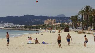 Spanischer Tourismus auf der Intensivstation