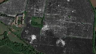 Falerii Novi in Italy was mapped out by radar technology
