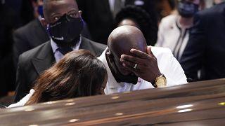 Funerales por George Floyd en Houston