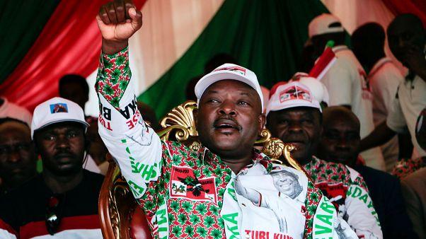 Pierre Nkurunziza was Burundi's president for 15 years.