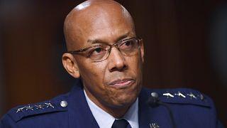 قائد سلاح الجو الأميركي الجنرال تشالز براون