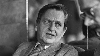 رئيس الوزراء السويدي السابق أولوف بالمه