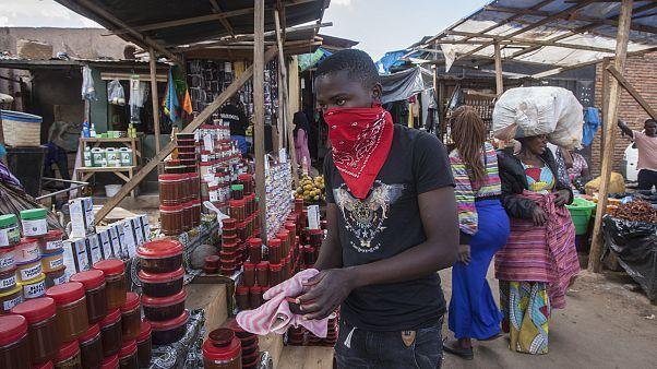 صورة من أحد الأسواق في ملاوي