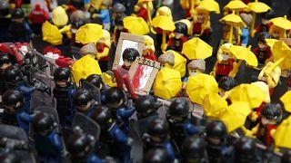 File Photo: Hong Kong Lego