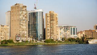 منظر عام لمنطقة المعادي جنوب القاهرة - 202/05/22
