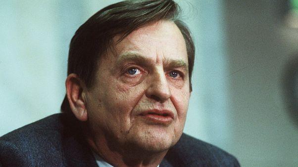 Eski İsveç Başbakanı Olof Palme