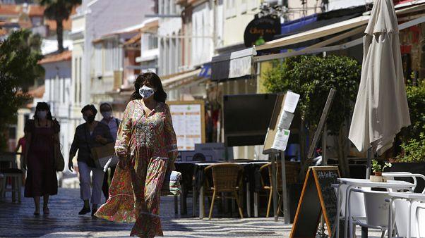 A lenta retoma do turismo português