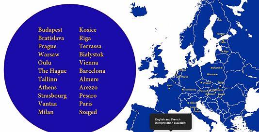 EU funding for cities