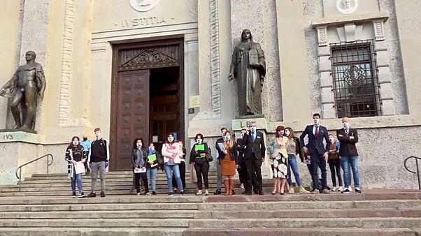 La asociación Verdad y Justicia ha demandado ante la fiscalia al gobierno italiano por la gestión de la pandemia