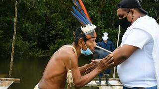 Indigene in Kolumbien