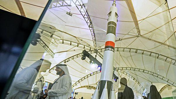 Mars'a ilk Arap misyonu
