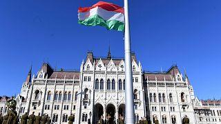 مبنى حكومي في المجر