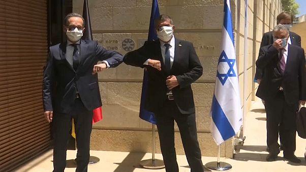 Deutschland kritisiert Annexionspläne Israels