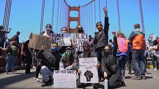 تظاهرات در اعتراض به مرگ جورج فلوید در جهان