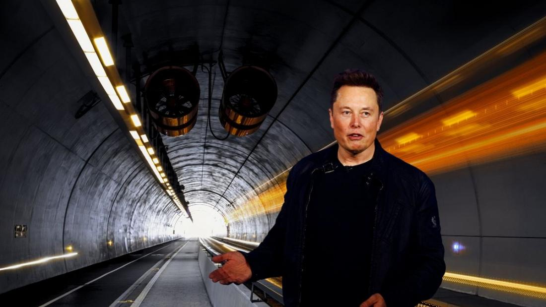 Elon Musk's Boring Company in talks with San Antonio, Austin for tunnel system