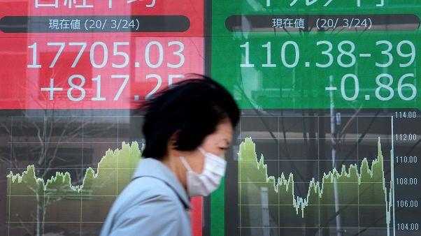 Japonya'nın borç yükü