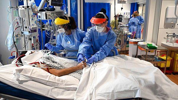 یکی از بیمارستانهای بریتانیا