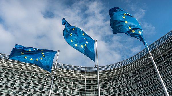 Brüsszel, az EU központja