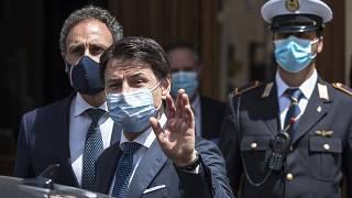 İtalya Başbakanı Guiseppe Conte