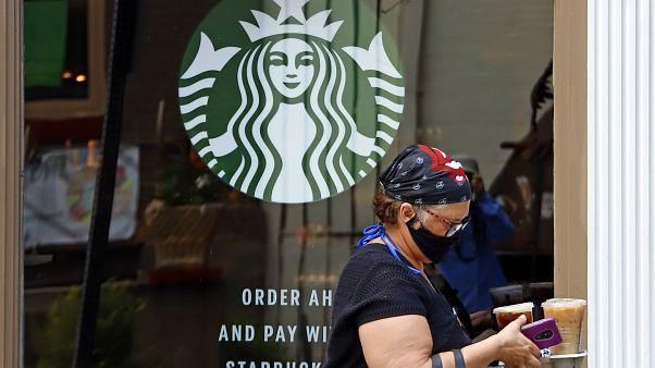 Covid-19: Starbucks schließt hunderte Kaffeehäuser