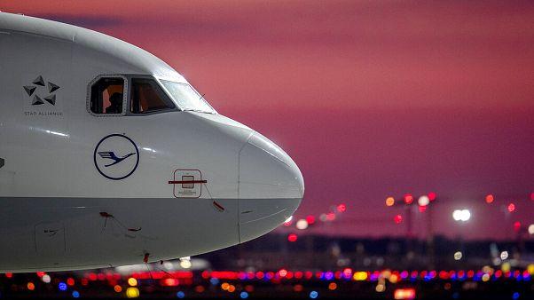 Lufthansa in der Krise