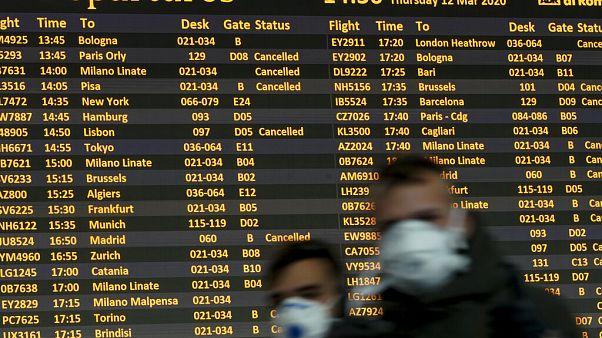 Avrupa'da seyahat yasakları AB Komisyonu kararıyla haziran ayı sounda kalkacak.