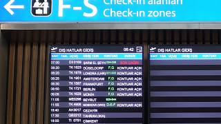 İstanbul Havalimanı ve Sabiha Gökçen'den yurt dışı seferleri yeniden başladı