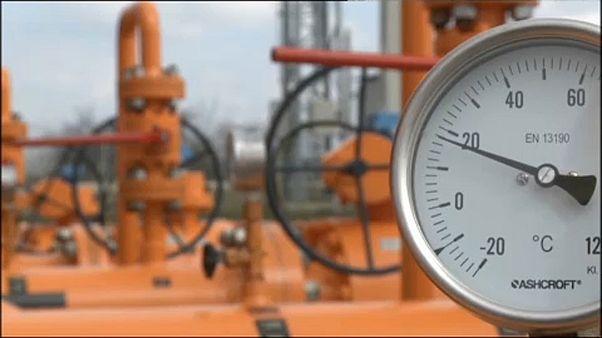 Erdgas - wie lange noch?