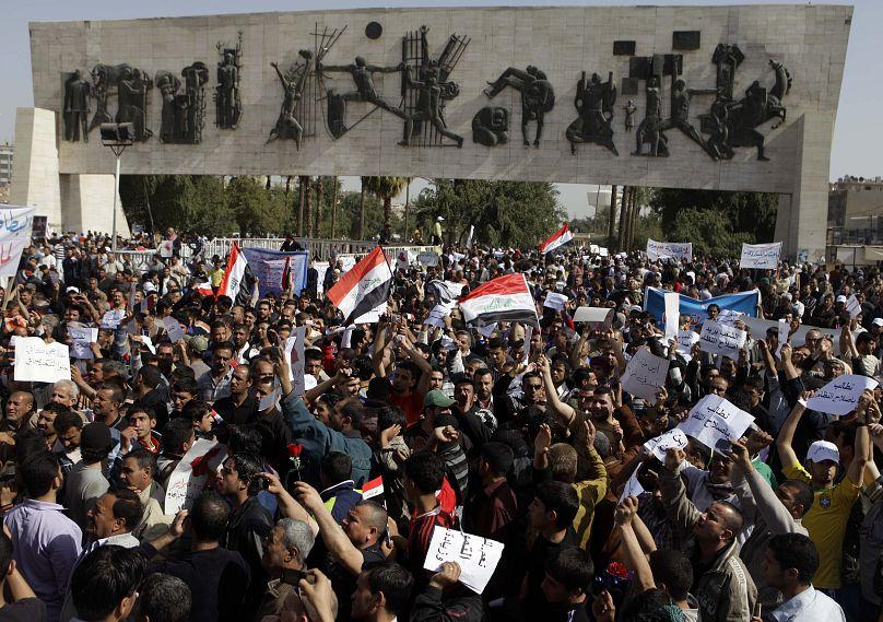 Karim Kadim/AP2011