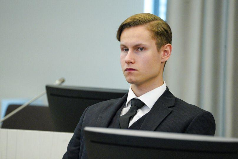 Håkon Mosvold Larsen/AP