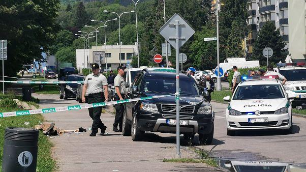 حمله با چاقو به مدرسه ای در اسلواکی