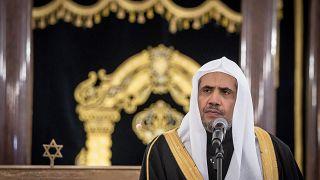 الأمين العام لرابطة العالم الإسلامي الشيخ السعودي محمد العيسى