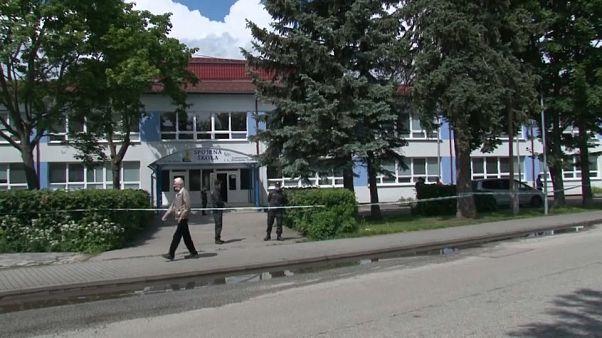 Muere apuñalado un maestro en una escuela eslovaca