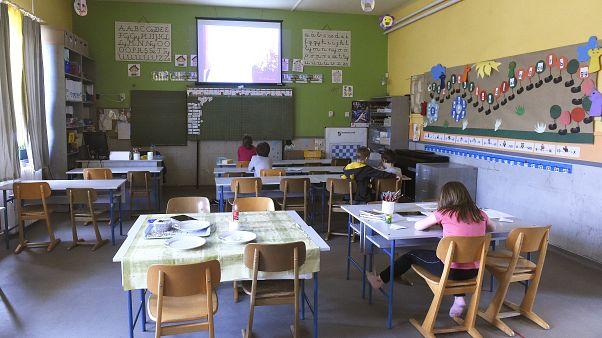 Schule in Ungarn