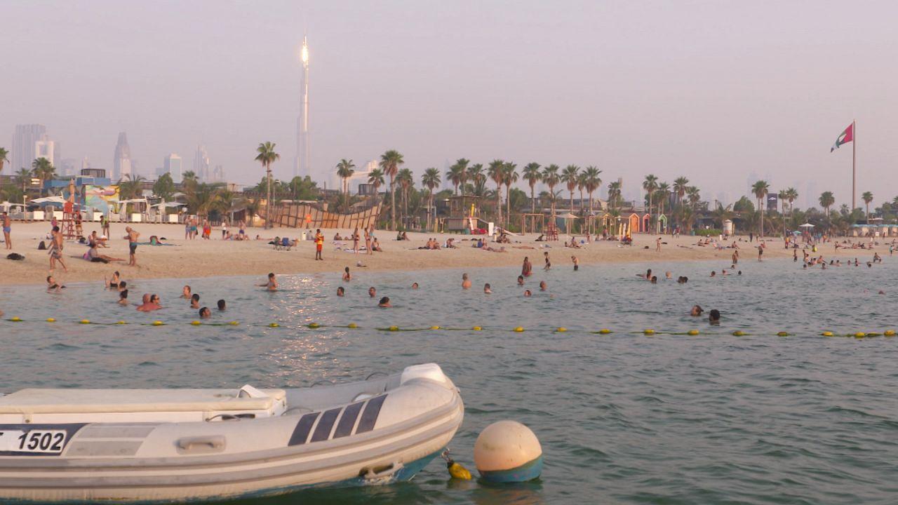 La Mer, o novo bairro à beira-mar do Dubai