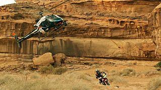 Organisers ASO have announced the Dakar Rally will run entirely in Saudi Arabia