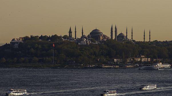 File photo Hagia Sophia