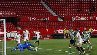 Folytatódott a spanyol futballbajnokság
