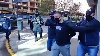 Yasa dışı suç örgütü kurmakla suçlanan 2 Türk Arjantin'de yakalandı