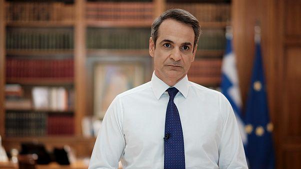 Yunanistan Başbakanı Kiryakis Miçotakis