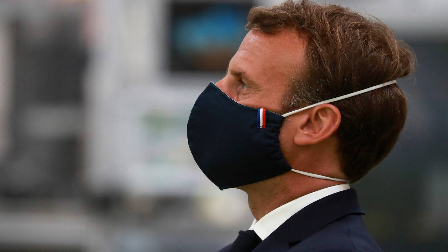 After weeks of shortages, France now has surplus of 40 million face masks |  Euronews