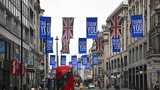 Le PIB britannique en chute libre de -20% en avril