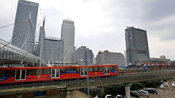 صورة لشارع في العاصمة البريطانية