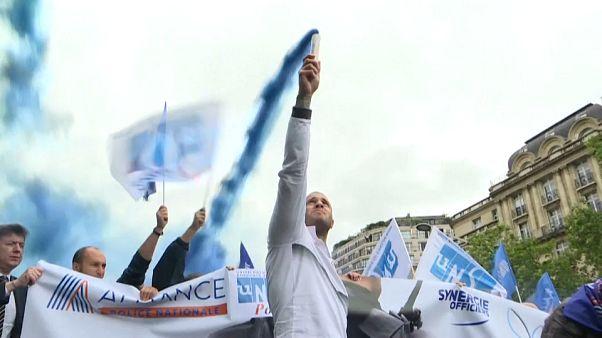 Frankreichs Flics - wütender als die Polizei erlaubt