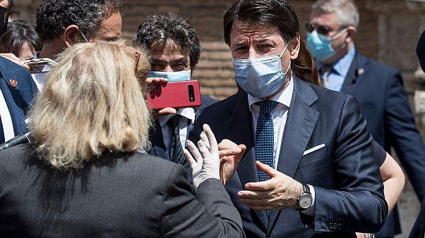 İtalya Başbakanı Giuseppe Conte